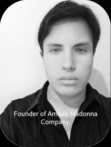 Francisco Rubin Founder of Amada Madonna Company.