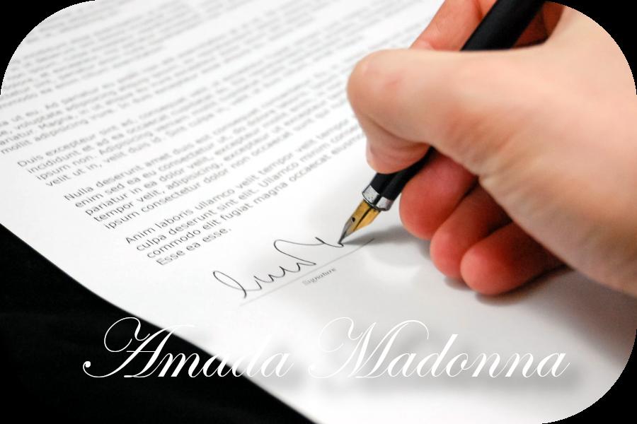 Términos y Condiciones de Amada Madonna.